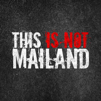 Band Logo Design 895795 This Is Not Mailand