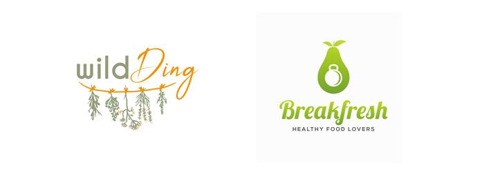 Logo Beispiele für Logo Entwicklung