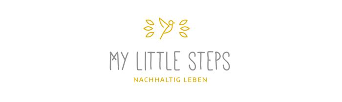 Logo Entwicklung My Little Steps Design