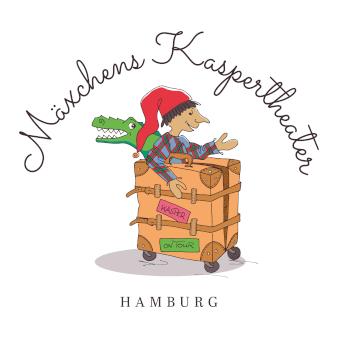 Logo in Bunt 142519 Mäxchens Kaspertheater