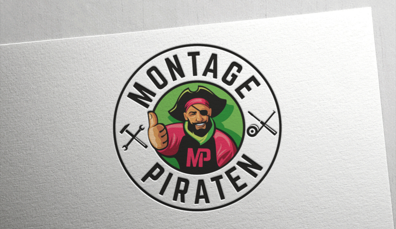 Montage Piraten Bunt Logo 348968