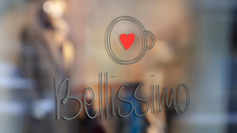 Bellissimo Schlichtes geometrisches Logo-Design 237227