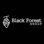 Black Forest 796574 Minimalistisches Logo bestehend aus Strichen