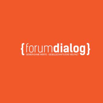 ForumDialog Schlichtes Logo Typografie 149724