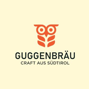 Guggenbräu 682822 Logo-Design in minimalistisch