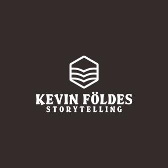 Kevin Földes Storytelling 434344 Schlichtes Logo-Design als Strichzeichnung