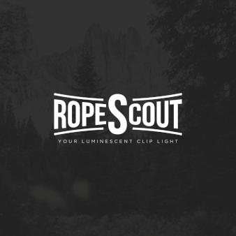 RopeScout Minimalistische typografische Logos 738483