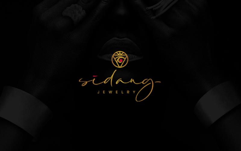 Sidang Jewelry 436977 Logo Design mit Bildmarke in Schlicht