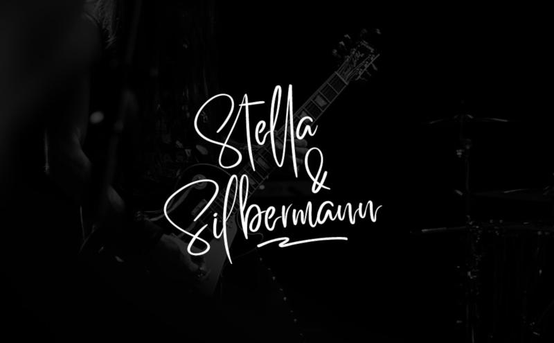 Stella und Silbermann Schlichtes Logo mit Wortmarke 739364