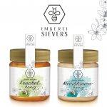 Honig Etiketten Imkerei Sievers 478514 kdd design