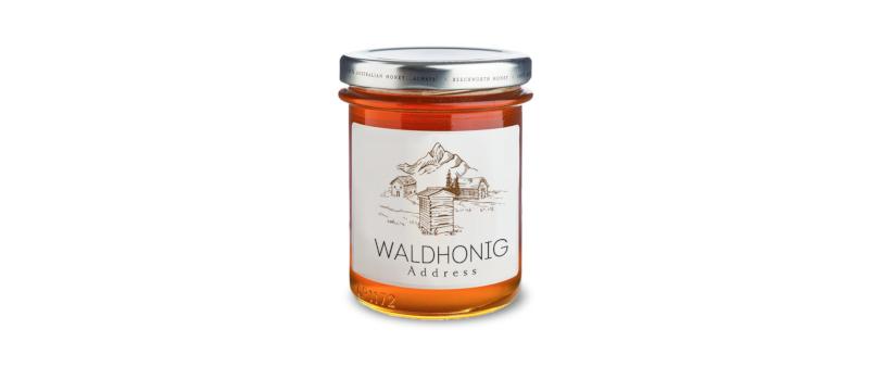 Honigetiketten Waldhonig 611999 volfdrag