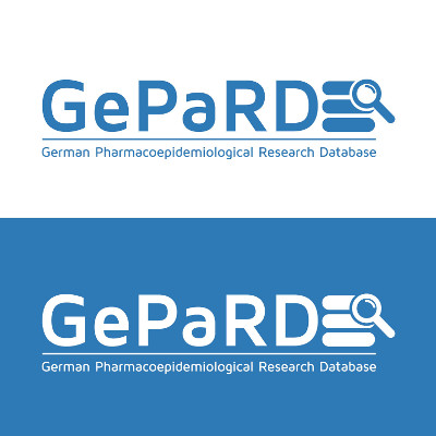 Pharmazeutisches Logo für GePaRD