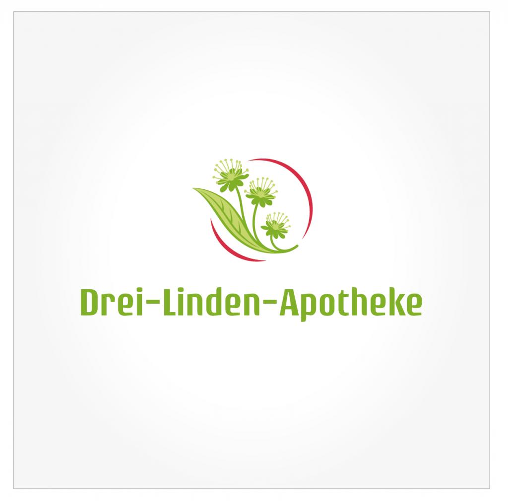 Apotheken-Logo für die Drei-Linden-Apotheke