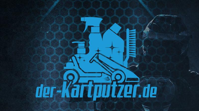 Der Kartputzer Logo Reinigungsfirma 673822 ErwaH