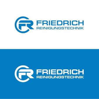 Friedrich Reinigungstechnik 258152 Reinigung Logo Design kraskosha