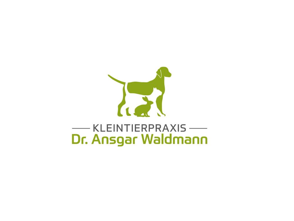 Logo Kleintierarztpraxis Dr. Ansgar Waldmann