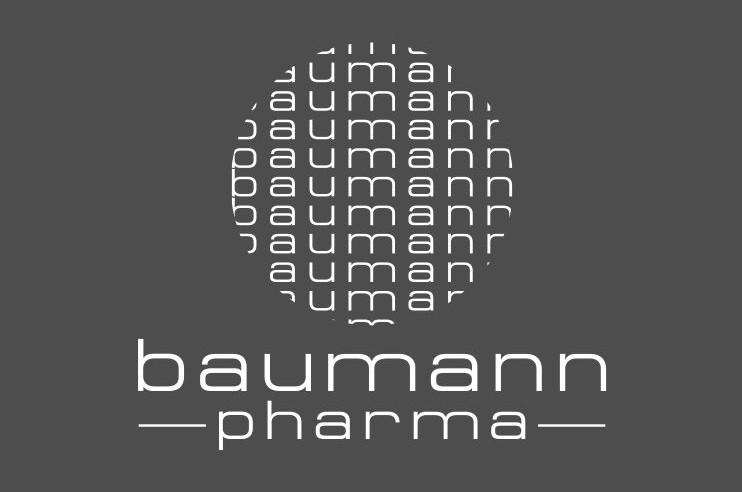 Pharma-Logo für Baumann-Pharma