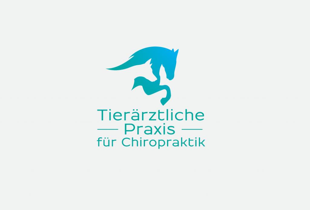 Logo Tierärztliche Parxis für Chiropraktik