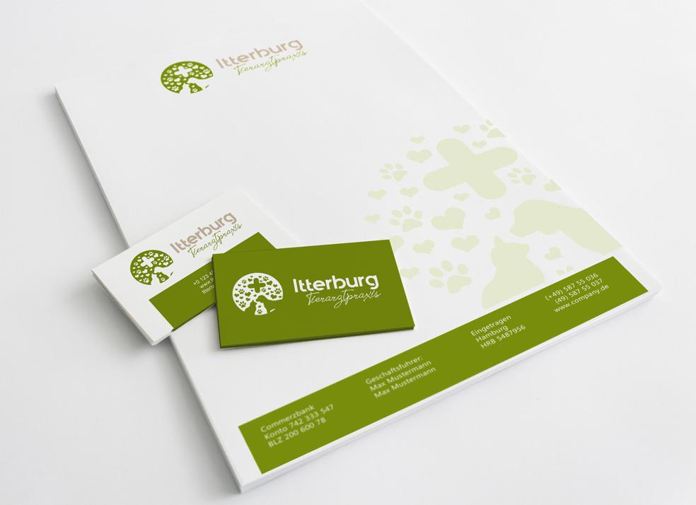 Logo Tierarztpraxis Itterburg