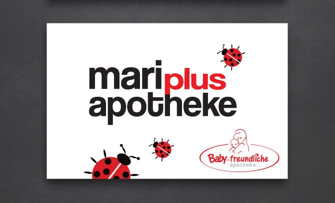 Apotheken-Logo für babyfreundliche Apotheke