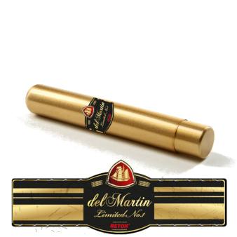 DelMartin Zigarren Produktverpackung Auffällig