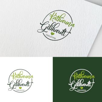 Hebamme Logo Katharina Gebhardt