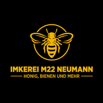 Imker-Logo-Imkerei-Neumann