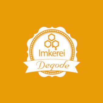 Imkerei-Degode-Imkerei-Logo-Design