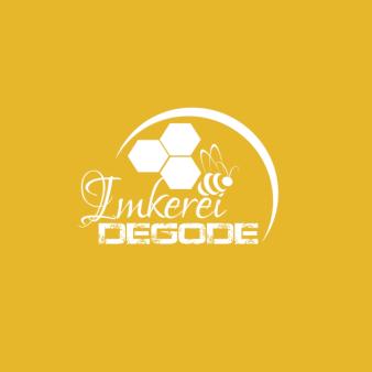 Imkerei-Logo-Design-Degode