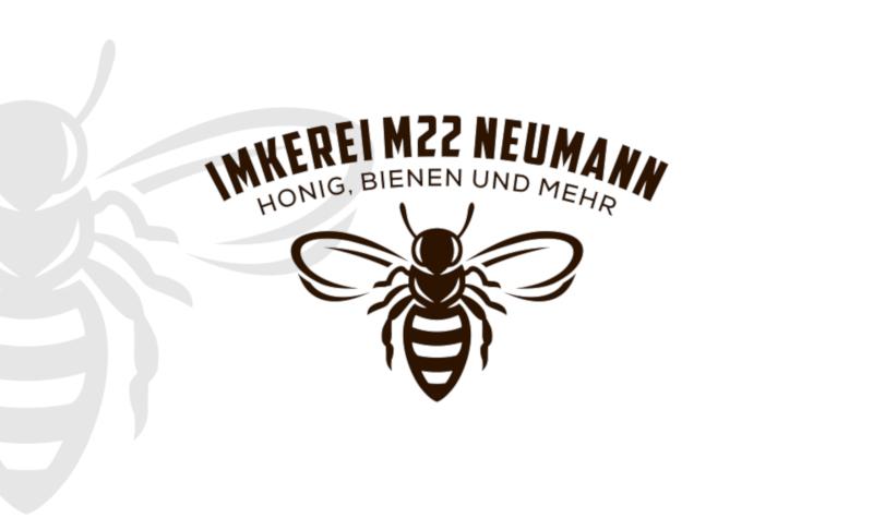Imkerei-Neumann-Imker-Logo