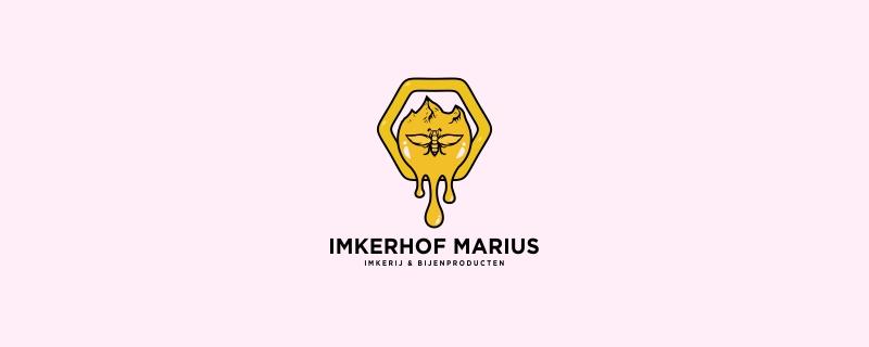 Imkerhof-Marius-Logo-Imkerei