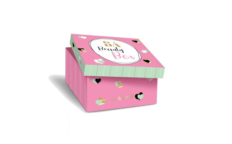 Kosmetik-Verpackung-Beauty-Box