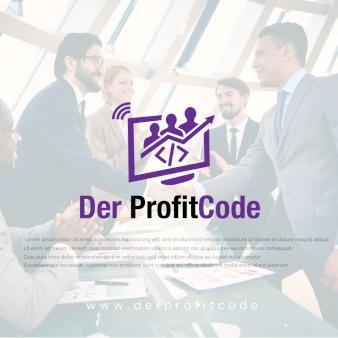 Lila-Logo-Der-Profit-Code