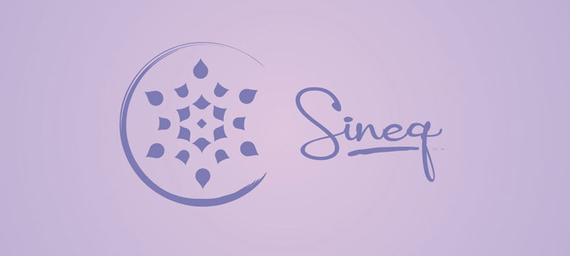 Logos Lila Sineq