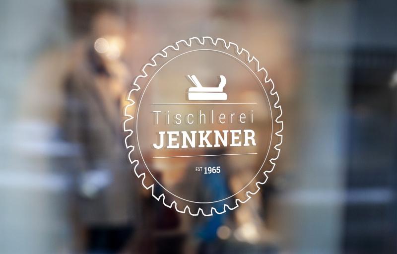 Schreiner Logo Tischlerei Jenkner