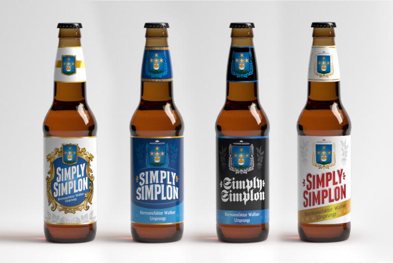 Simply Simlon Bieretiketten 381729