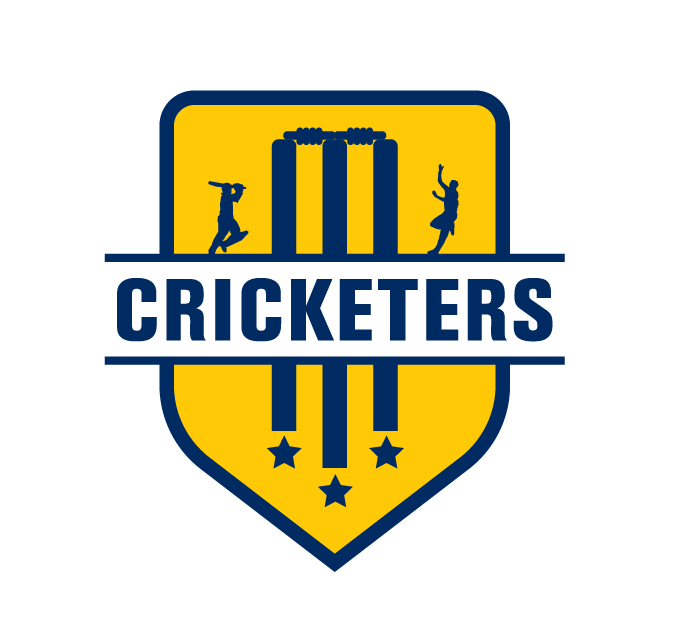 Team Logo, Cricketers