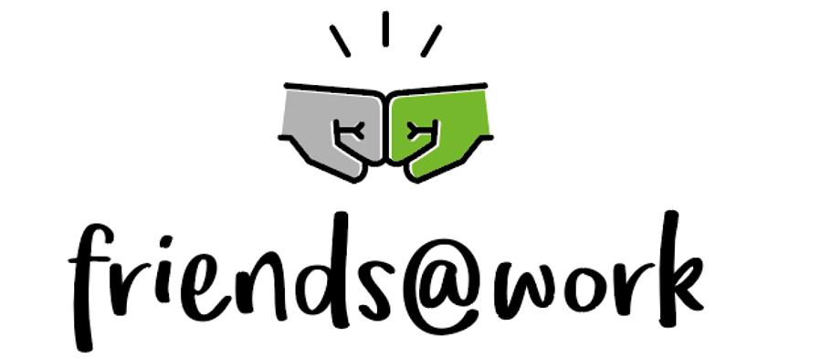 Team-Logo, friends@work