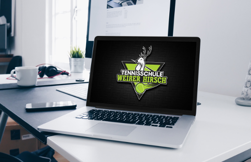 Team-Logo, Tennisschule Weißer Hirsch