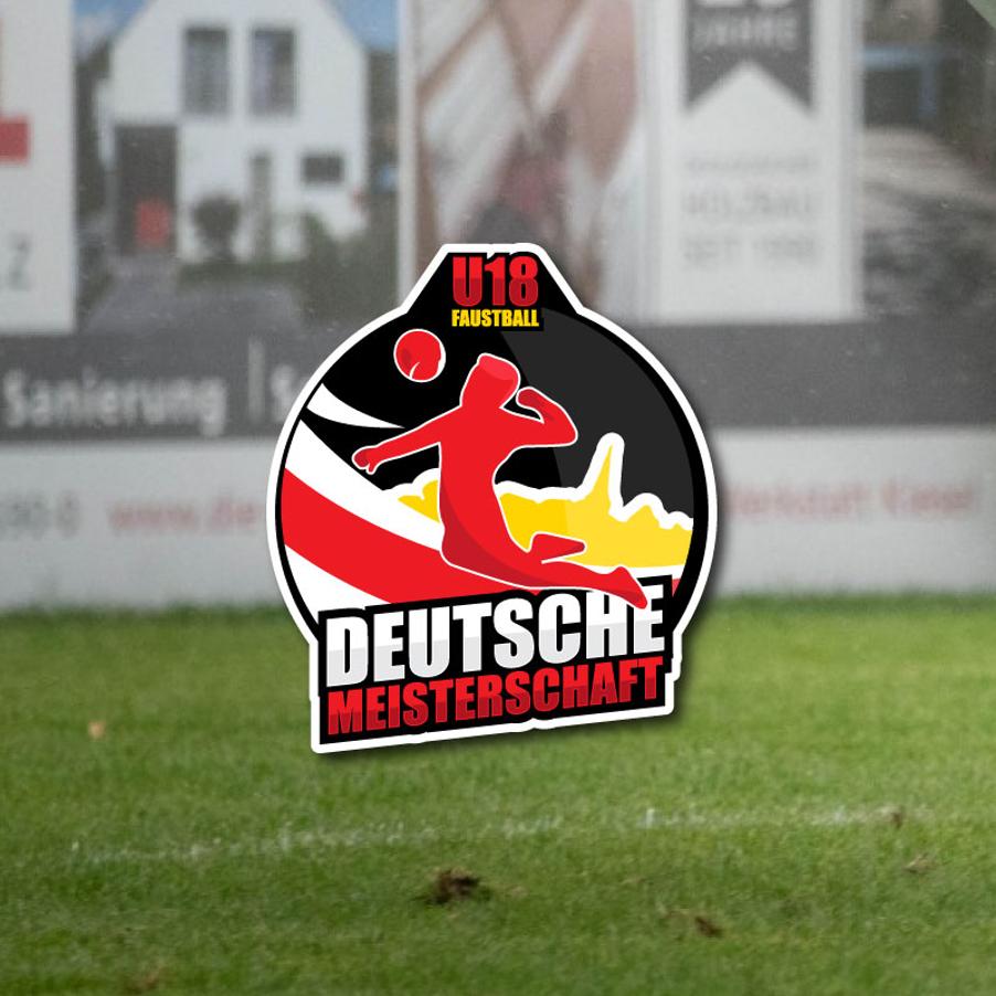 Team-Logo, Deutsche Meisterschaft U18 Faustaballl