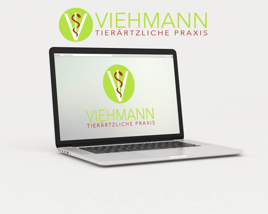 Logo Tierärztliche Praxis Viehmann