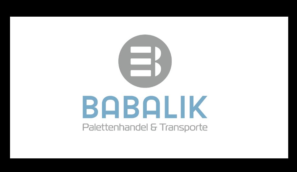 Transport-Logo für Babalik Palettenhandel und Transporte
