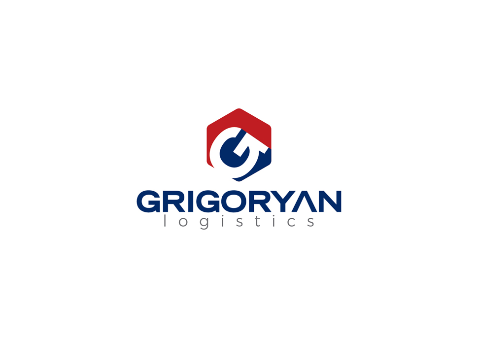 Transport Logo, Grigoryan Logistics