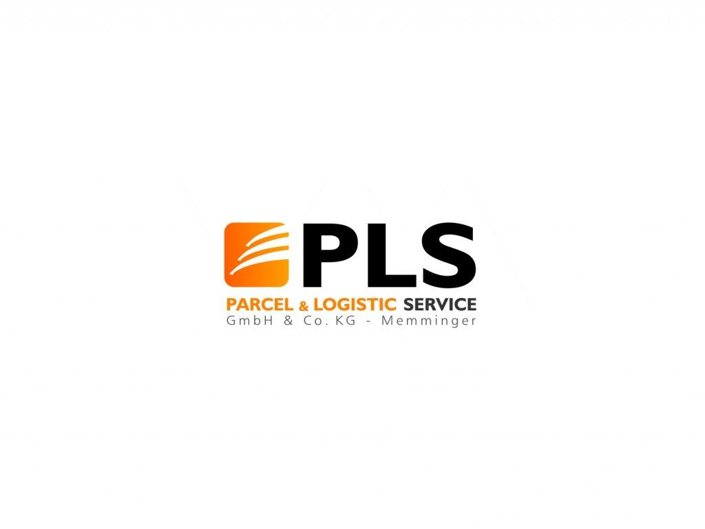 Logstik-Logo für PLS Logistik