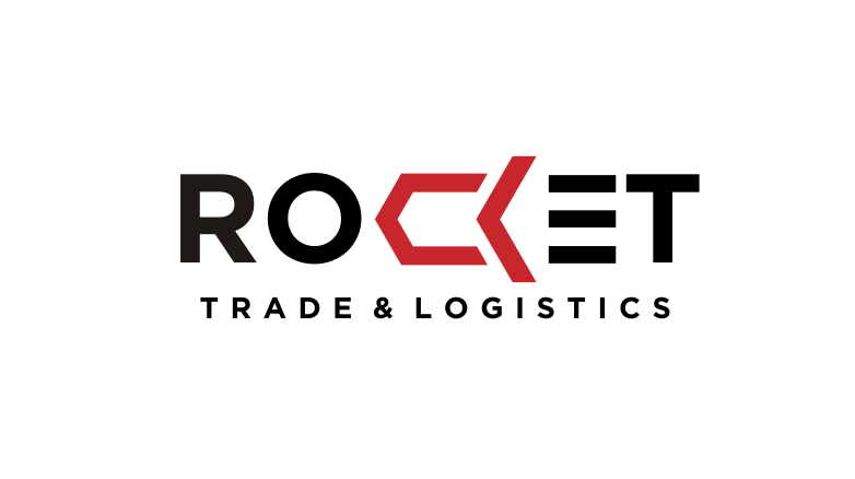 Transport-Logo für Rocket Trade and Logistics