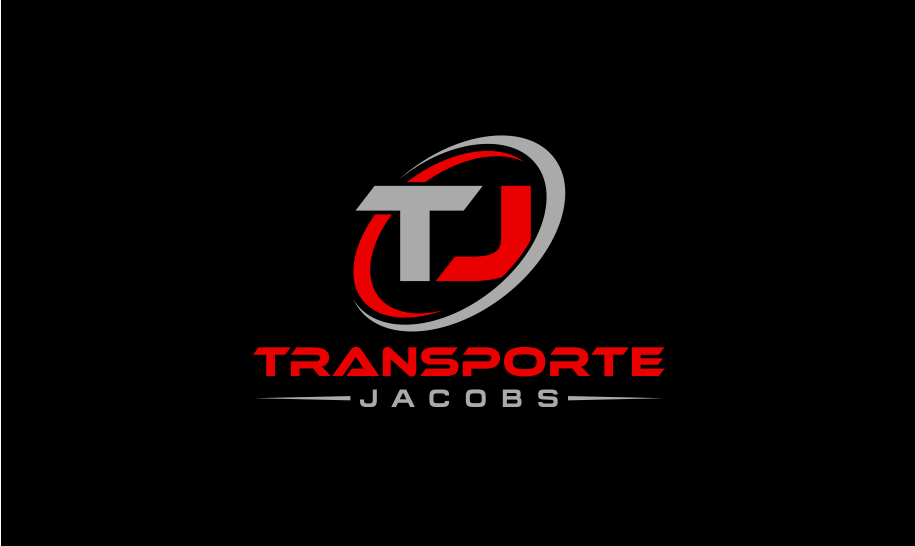 Transport-Logo für Transporte Jacobs