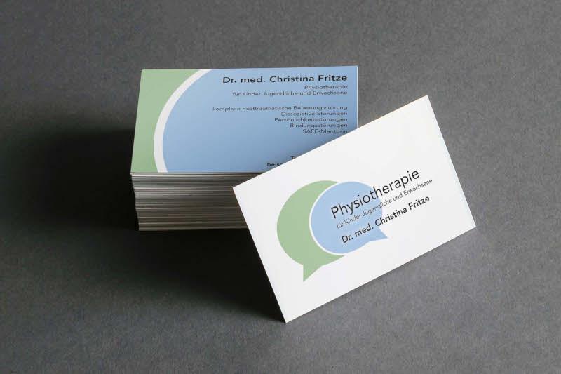 Visitenkarten-Beispiele-Physiotherapie-Christina-Fritz