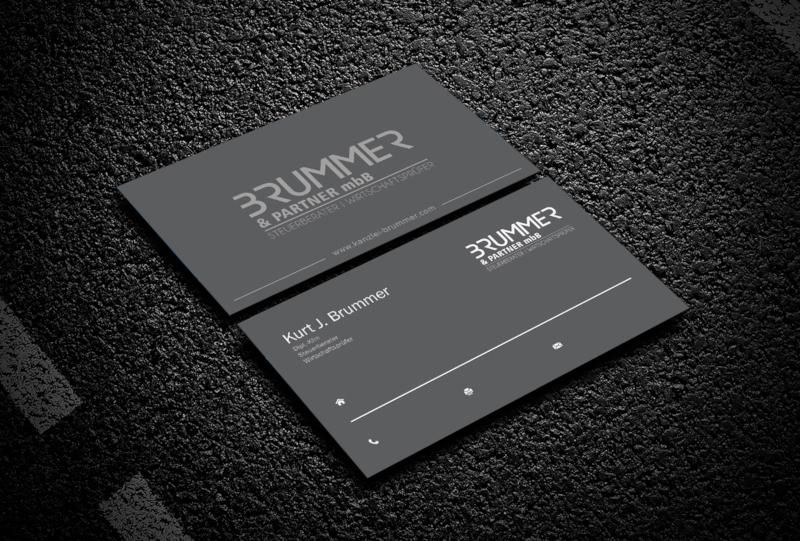 Visitenkarten-Design-Beispiele-Brummer-Steuerberater