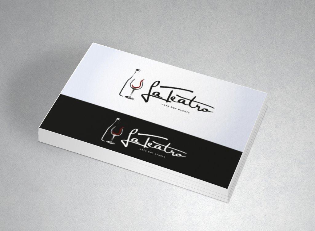 Event Logo, La Theatro