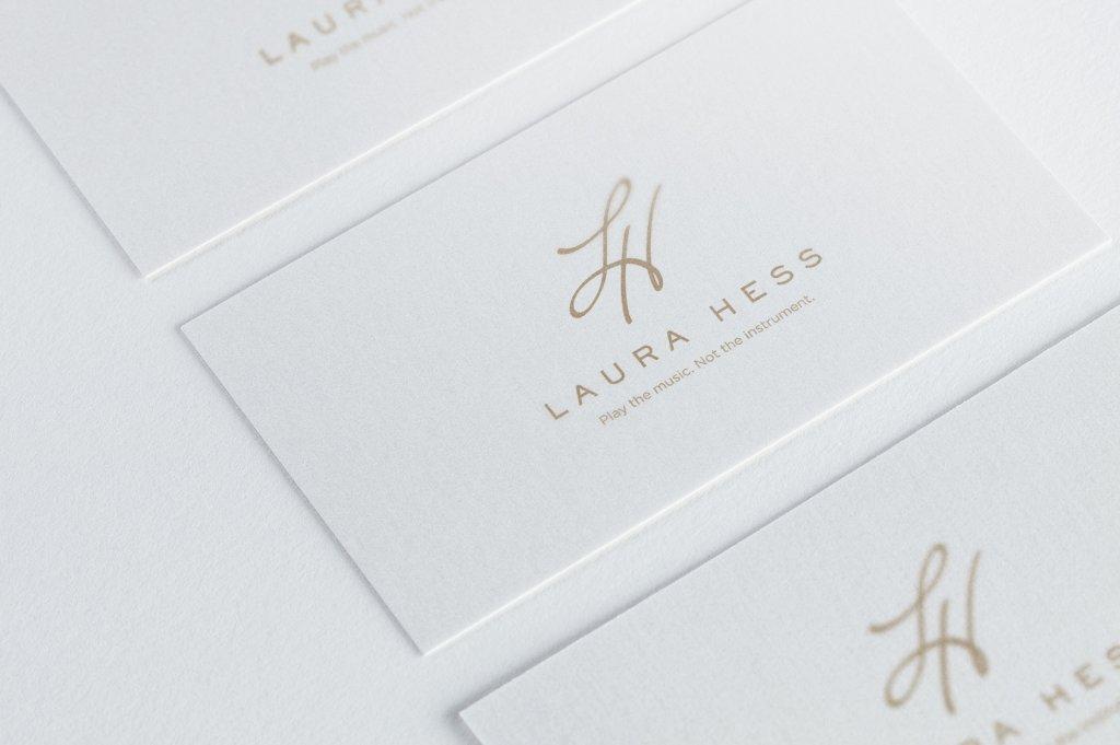 Event Logo, Laura Hess
